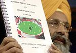 The CBI report that exonerated Kapil Dev of match-fixing allegations.