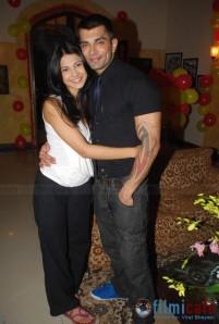Jennifer Winget and Karan Singh Grover