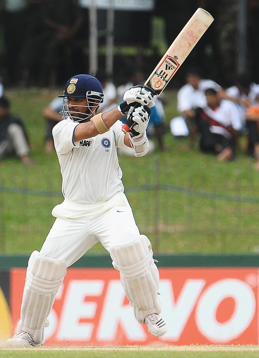 sachin tendulkar scores his 5th test double hundred