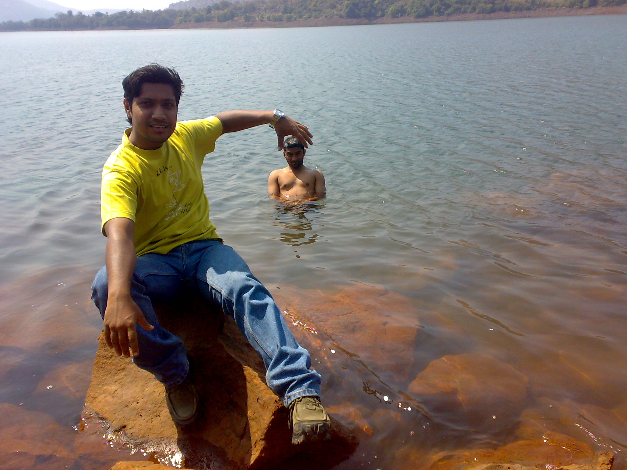 A Trip To Mulshi Dam And Lavasa City Treatise